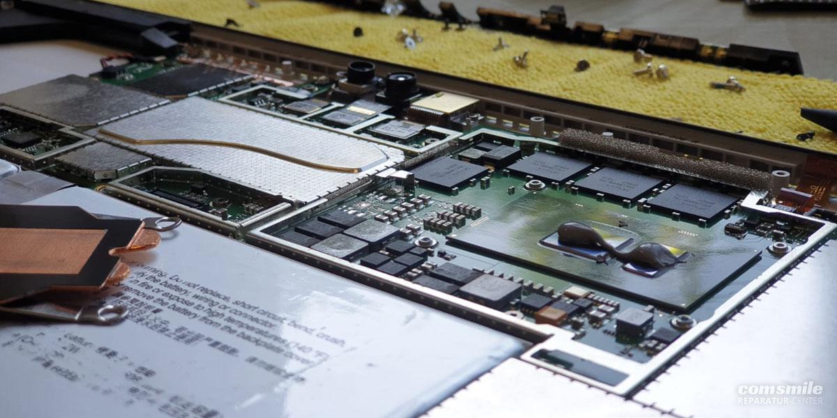 Surface Logicboard Mainboard Reparatur