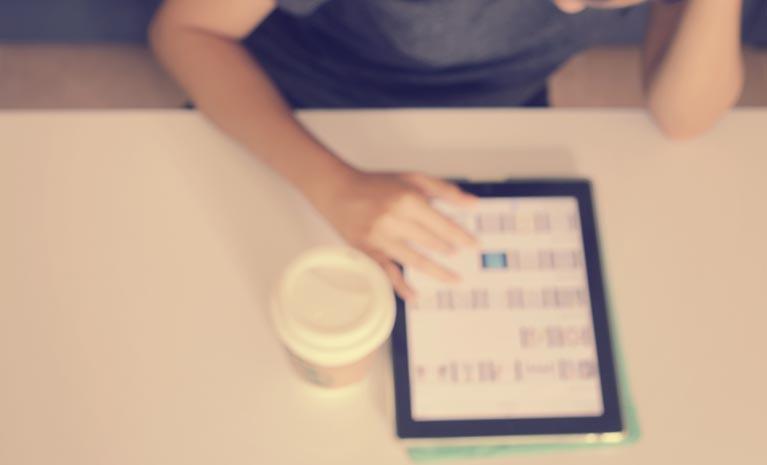 Displaygrößen bei Tablets