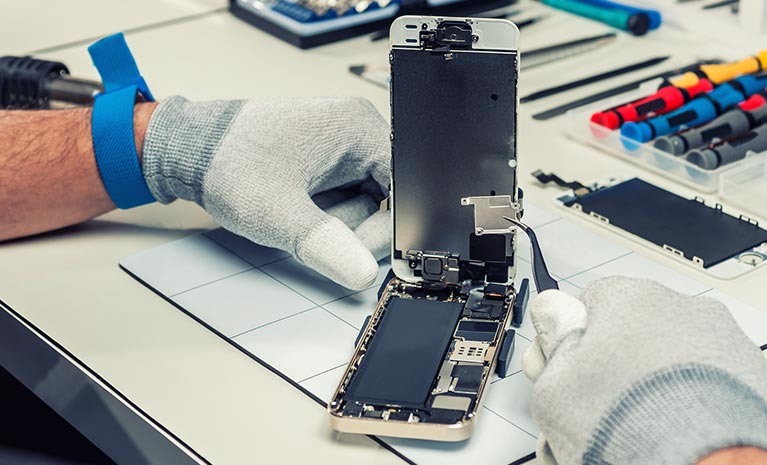 iPhone Reparatur Service