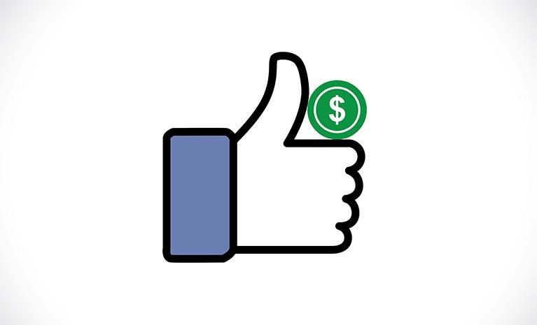 Facebook mit Alternative zu PayPal