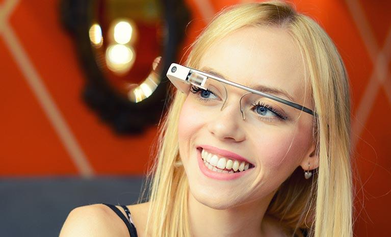 Die Xlabs Google Kontaktlinse