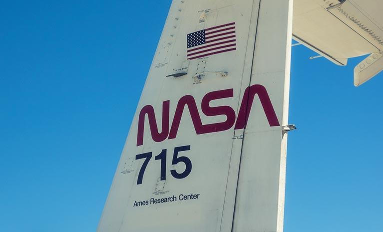 Google pachtet NASA Flughafen