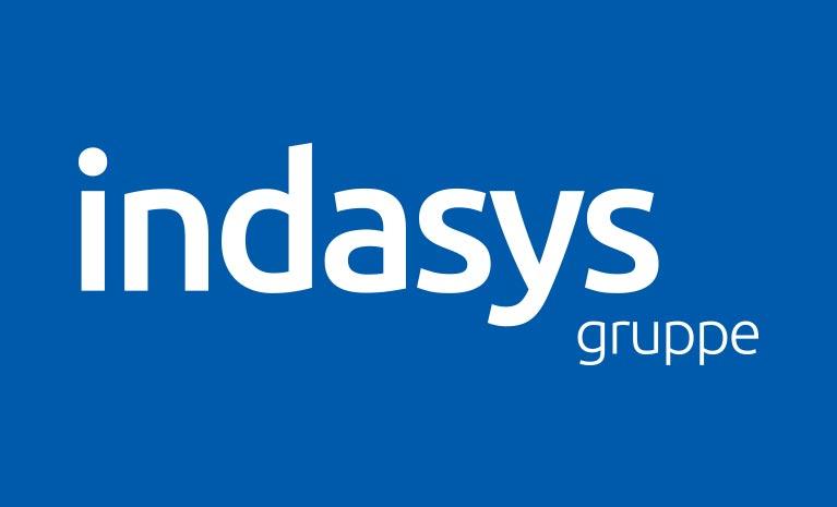 Logo der indasys Gruppe