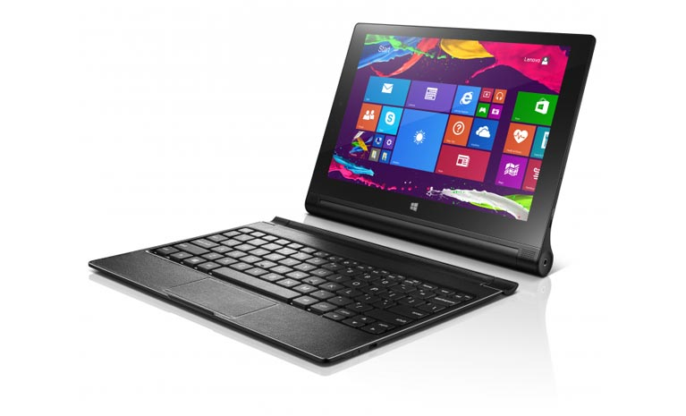 Lenovo Yoga 2-1051L: Notebook, Mini-All-in-One und Tablet in einem Gerät