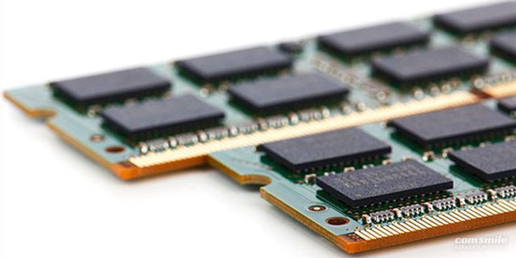 Arbeitsspeicher RAM aufrüsten