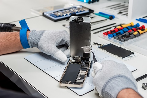 Original-Ersatzteil für die Smartphone Reparatur