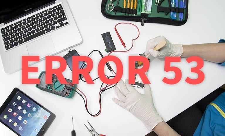 Error 53: Das unbrauchbare iPhone 6