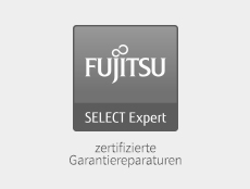 Zertifizierter Fujitsu-Partner für Garantie-Reparaturen