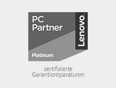 Zertifizierter Lenovo-Partner für Garantie-Reparaturen
