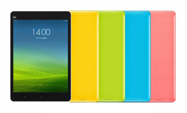 Xiaomi vs. Apple — Mi Pad vs. iPad