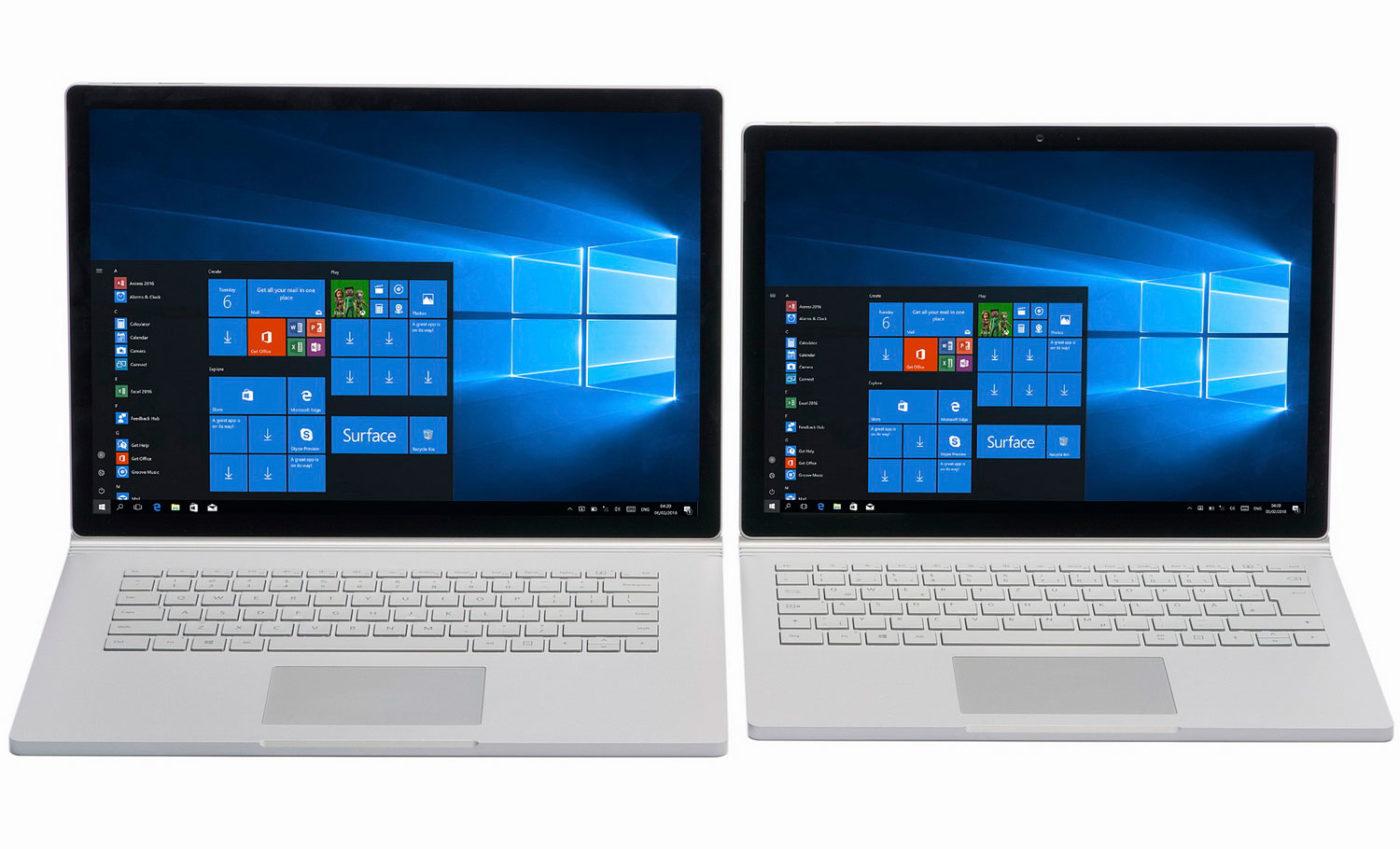 Das neue Microsoft Surface Book 2!