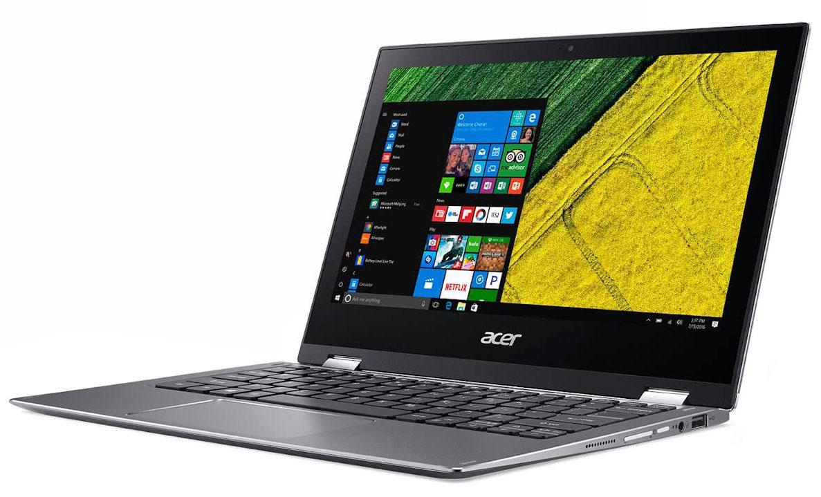 Top Notebook für unter 500€ — Acer Spin 1