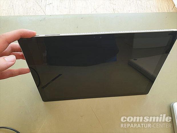 Surface startet nicht: ohne Zubehör