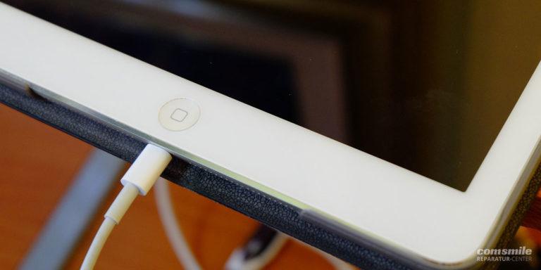 iPad lädt nicht: 6 Tipps bei iPad-Ladeproblemen | comsmile