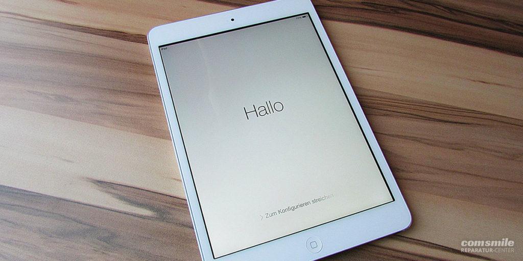 iPad Speichererweiterung