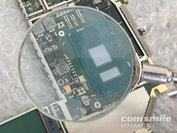 Surface startet nicht: Reparatur Logicboard