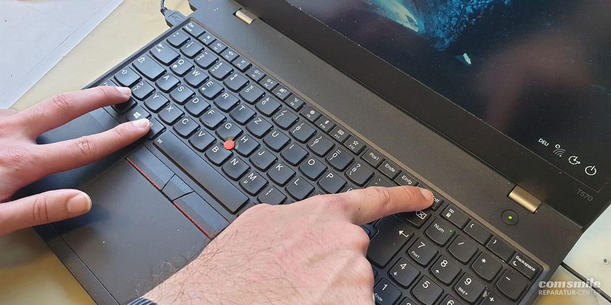 Laptop hängt: Ursachen und Maßnahmen
