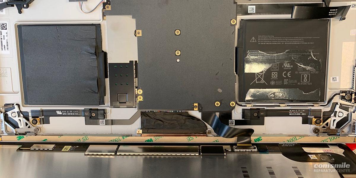 Surface Book Tablet Akku