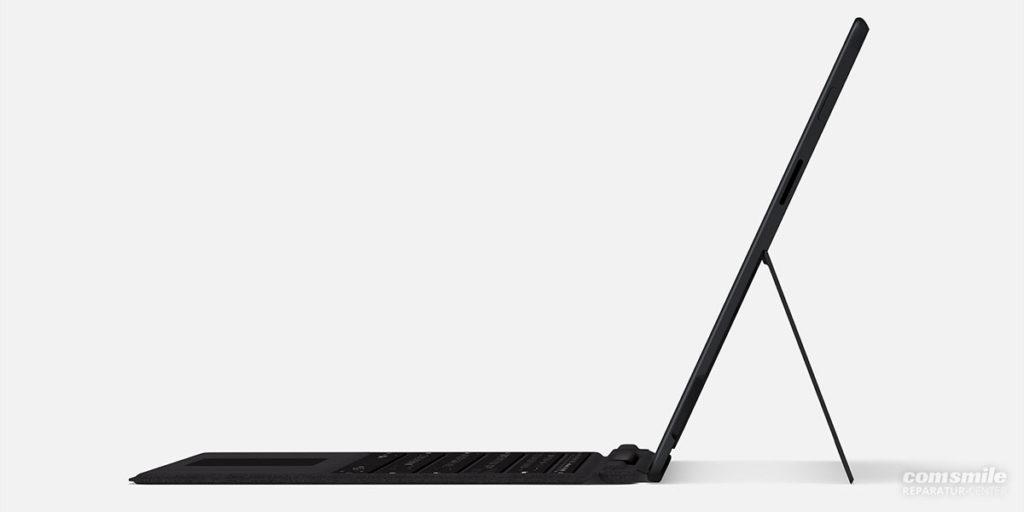 Surface Pro X Seitenansicht