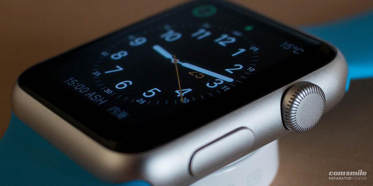 Apple Watch Display und Akku defekt: Das können Sie tun