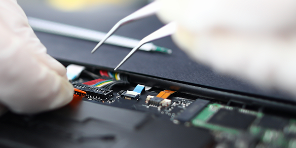 Reparatur eines Lenovo Tablet das nicht mehr startet