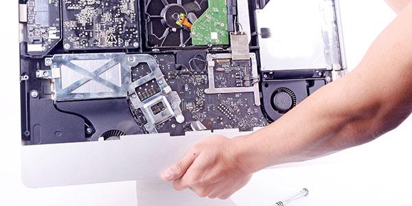 Reparatur wenn iMac immer ausgeht