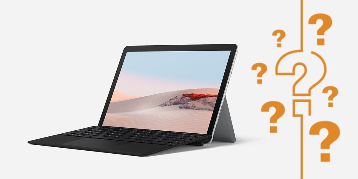 Fragen rund um die Surface Tastatur – inklusive einfacher Lösung