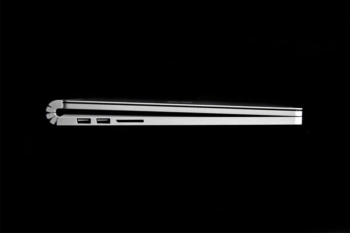 Surface Book 3 Seitenansicht