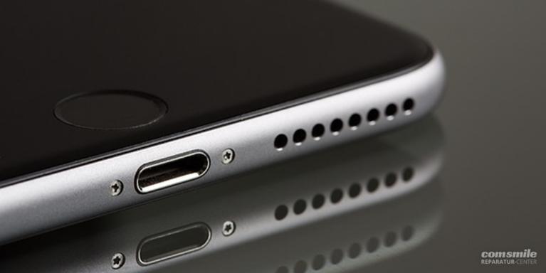 iPhone Ladebuchse