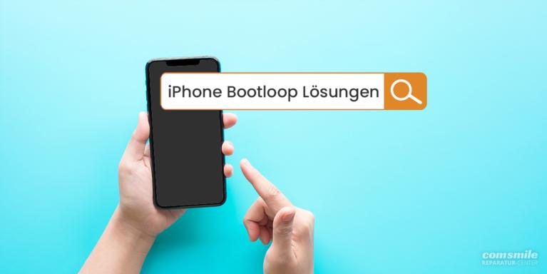 iPhone Bootloop Lösungen
